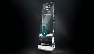 Cadastra eleita agência do ano pelo Bing Agency Awards 2018