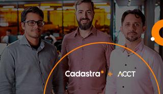 Cadastra adquire participação na ACCT e amplia oferta de tecnologia para e-commerce