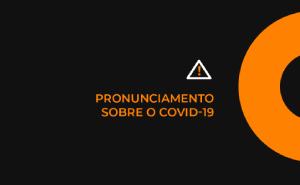 Comunicado sobre COVID-19