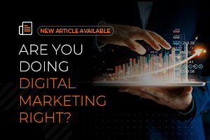 Do you know why your digital marketing is or isn't working?